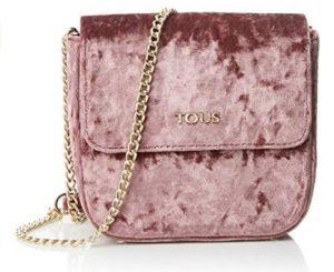 bolso de fiesta tous rosa barato