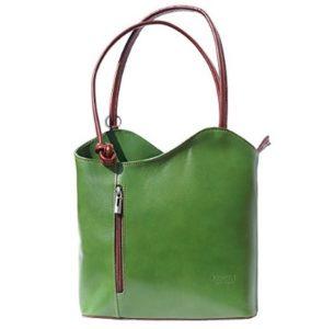 bolso de hombro mochila verde ofertas