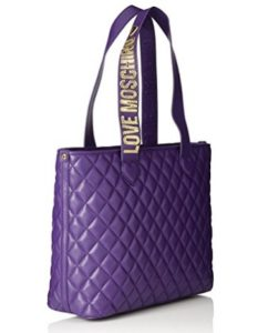 bolso love moschino morado outlet