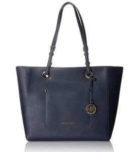 bolso tote michael kors azul outlet