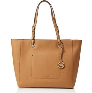 bolso tote michael kors marron outlet