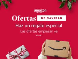 navidad ofertas amazon