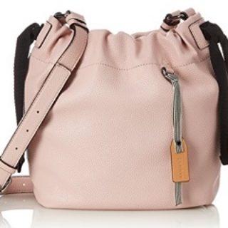 bolso bandolera esprit rosa comprar online