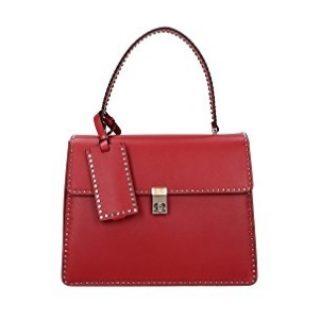 bolso de mano valentino rojo barato