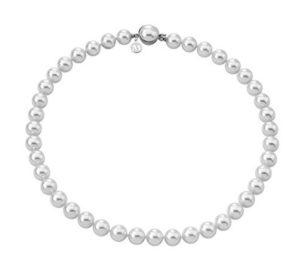 collar de perlas majorica precios