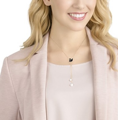 collar swarovski oro rosa comprar online barato