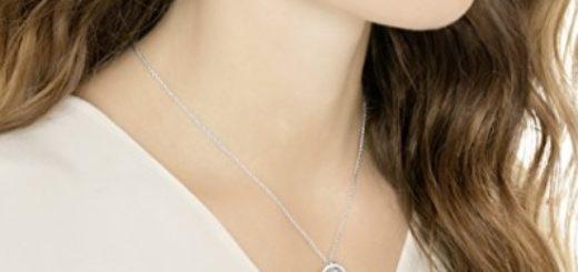 conjunto collar y pendientes swarovski barato online