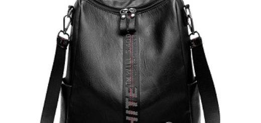 mochila de cuero nicole doris barata online