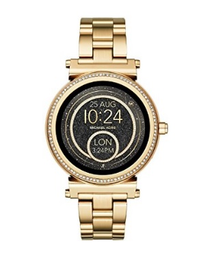 smartwatch michael kors baratos comprar online