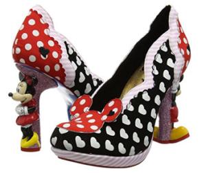 zapatos tacon mujer minnie comprar online