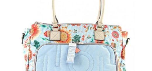 bolso bandolera olilly azul comprar online