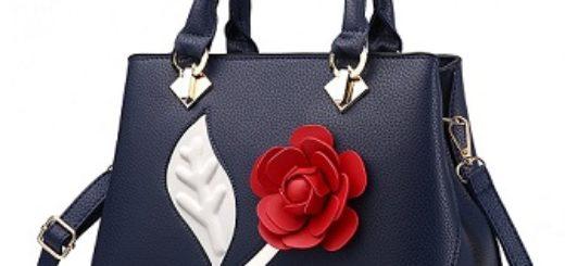 bolso con flor tisdaini comprar online