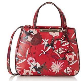 bolso con flores guess comprar online