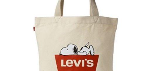 bolso de mano levis snoopy comprar online