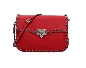 bolso valentino color rojo comprar online