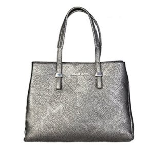 bolso versace mujer gris outlet