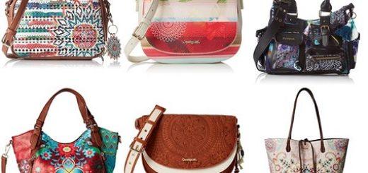 donde comprar los mejores bolsos desigual online