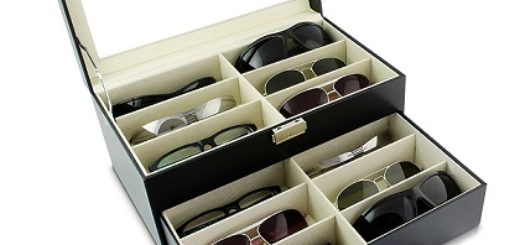 estuche para gafas de sol