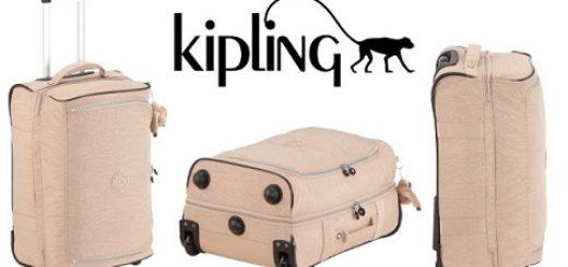 kipling maletas baratas