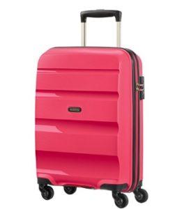 maleta american tourister rosa barata online