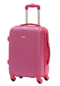 maleta de cabina rosa barata online