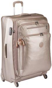 maleta kipling dorada comprar online