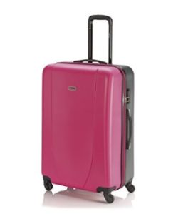 maleta rosa grande comprar online