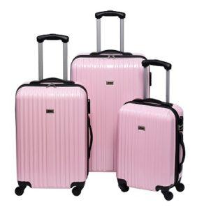 maletas rosa pastel comprar online