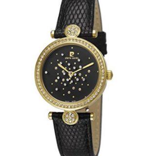 reloj pierre cardin mujer cristales incrustados