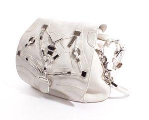 bolso bandolera gucci blanco barato