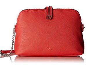 bolso bandolera s oliver rojo comprar online