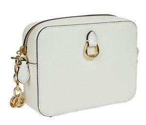 bolso blanco ralph lauren barato
