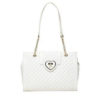 bolso braccialini blanco comprar online