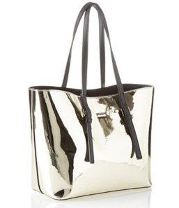 bolso calvin klein mujer dorado comprar online