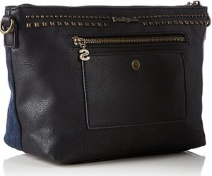 bolso desigual catania silverly outlet