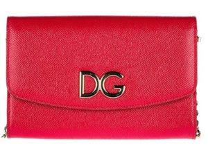 bolso dolce gabanna rojo comprar online