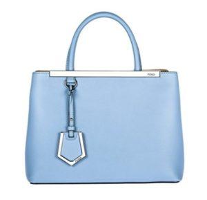 bolso fendi azul comprar online