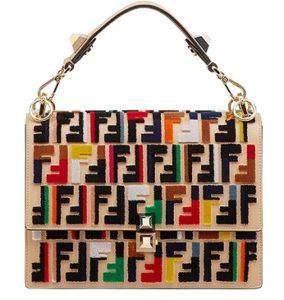 bolso fendi multicolor comprar online