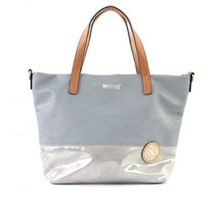 bolso mustang gris comprar online
