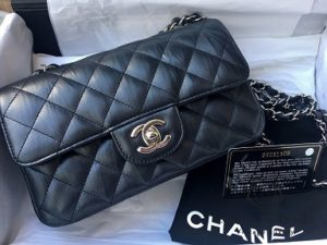 bolso original chanel negro comprar outlet