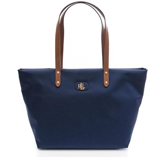 bolso ralph lauren azul comprar online