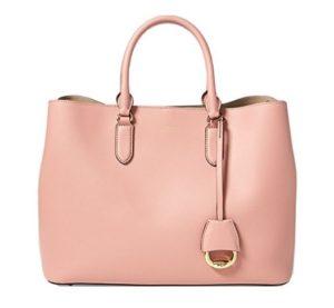 bolso ralph lauren rosa comprar online