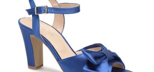 donde comprar zapatos de tacon azules online baratos