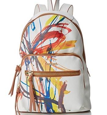 mochila desigual blanca comprar online