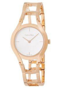 reloj calvin klein mujer oro rosa comprar online