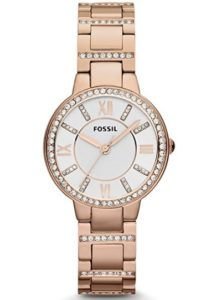 reloj fossil mujer oro rosado comprar online