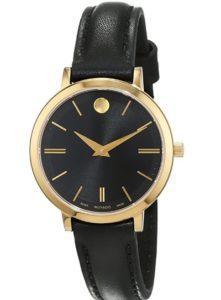 reloj movado mujer negro comprar online