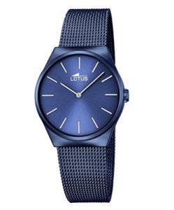 reloj mujer lotus azul comprar online