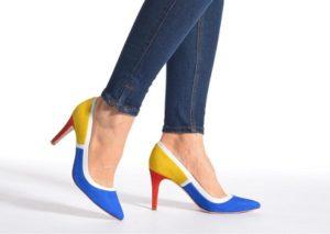 zapatos sarenza multicolor comprar online