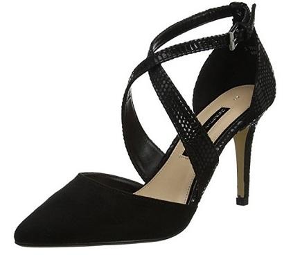 zapatos tacon negros dorothy perkins comprar online